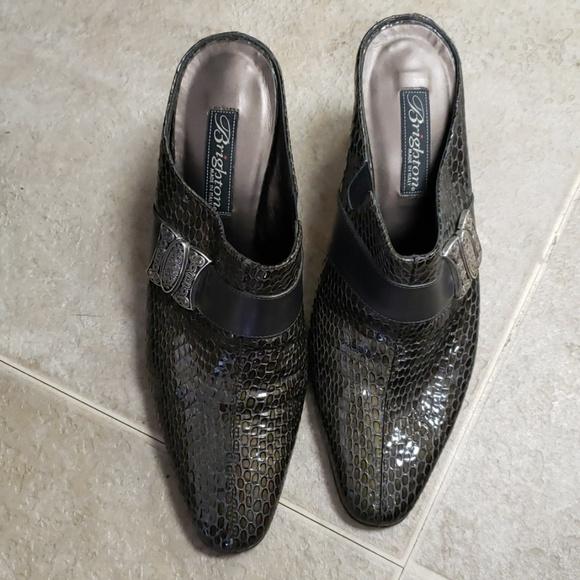 Brighton Shoes - Brighton Mules